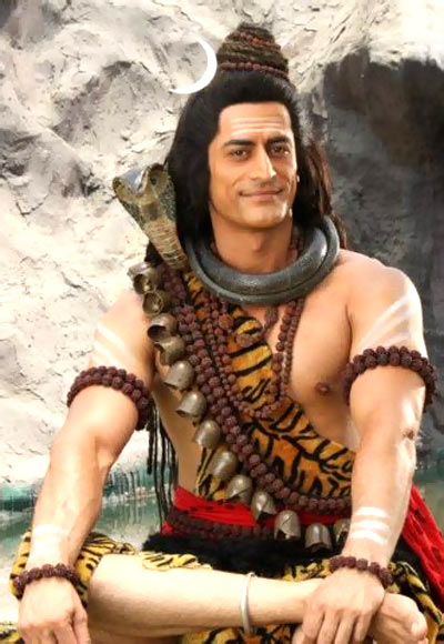 Fall Blessings Wallpaper Photos How Mohit Became Mahadev Rediff Getahead