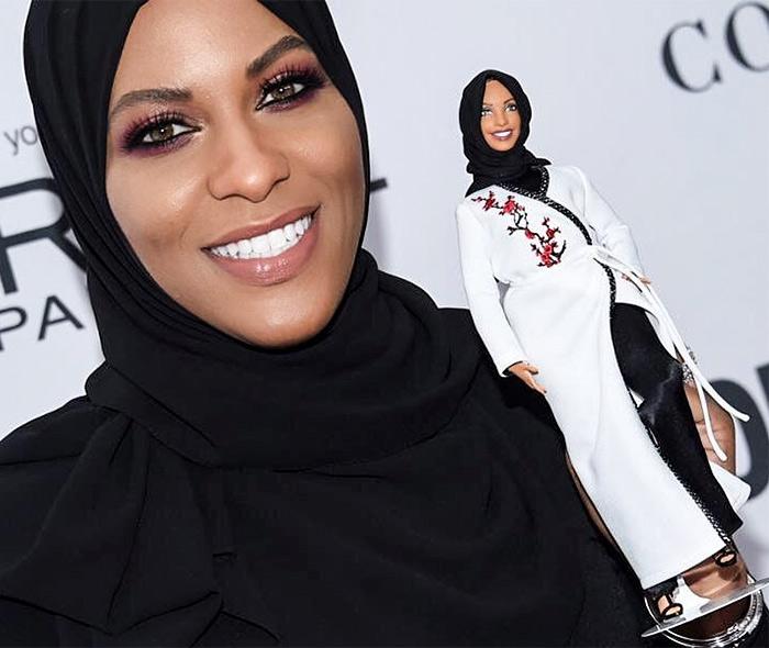 Tuesday 14 november 2017 02:37. The Barbie That Wears A Hijab Rediff Com Get Ahead