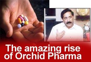 Orchid Pharma MD K Raghavendra Rao