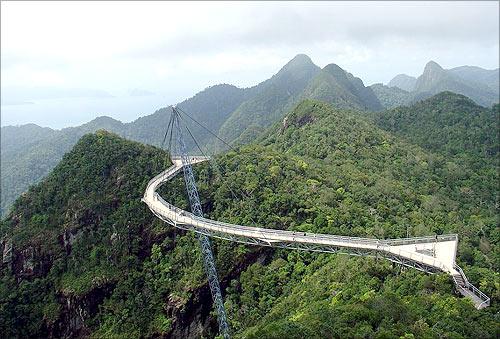Langkawi Sky Bridge, Malaysia