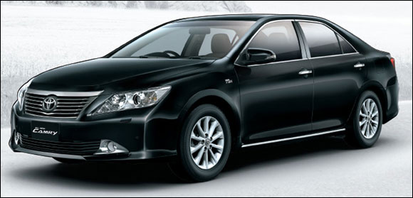all new camry grand veloz ceper the rs 23 80 lakh toyota is here rediff com business