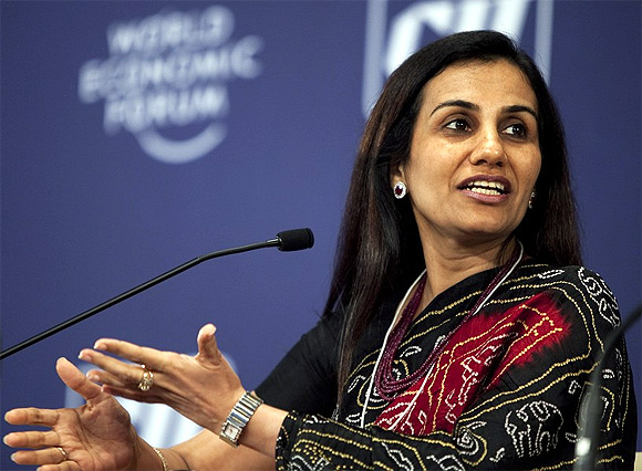 Image result for Chanda Kochhar