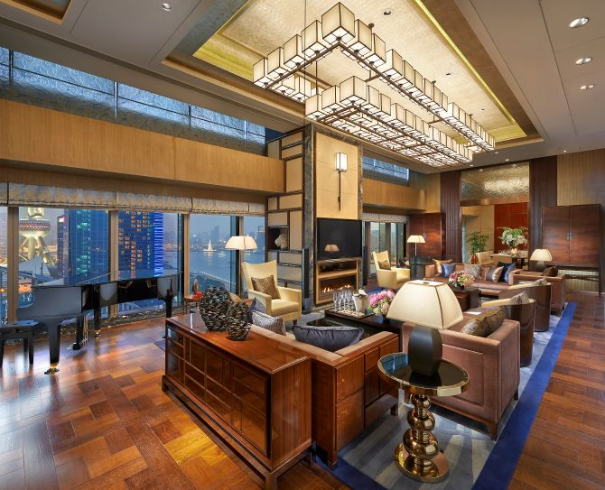 10 best hotel suites in the world  Rediffcom Business