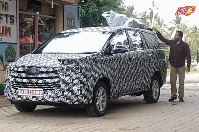 new kijang innova diesel 2017 all vs bensin toyota to unveil 2 variants of rediff com business is working on the next generation and it was a while ago we reported engine will be downsized now have got an even