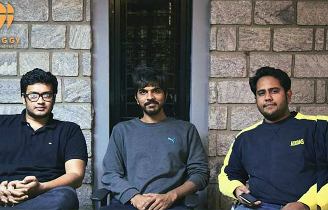 Image result for swiggy founder