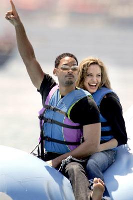 Will Smith Angelina Jolies shark tale
