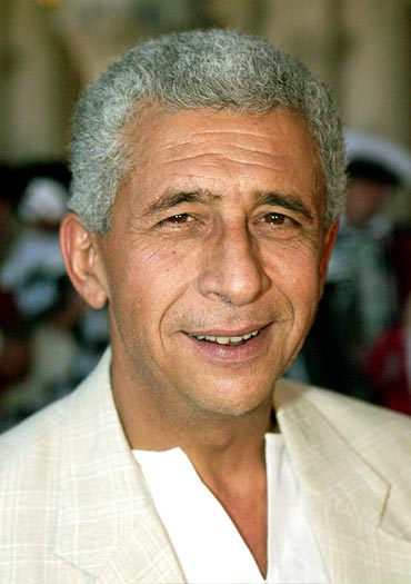 Naseeruddin Shah My first salary lasted me two weeks