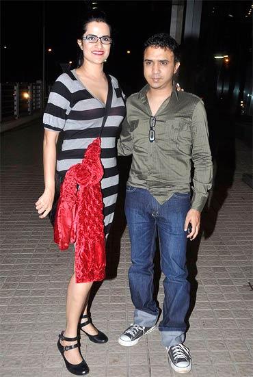 Ram Sampath Delhi Belly is behind me  Rediffcom Movies