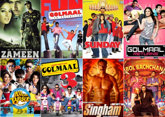 Image result for rohit shetty movies