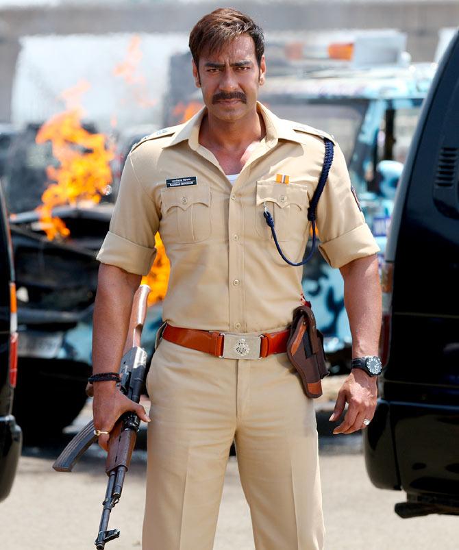 Image result for ajay devgan police