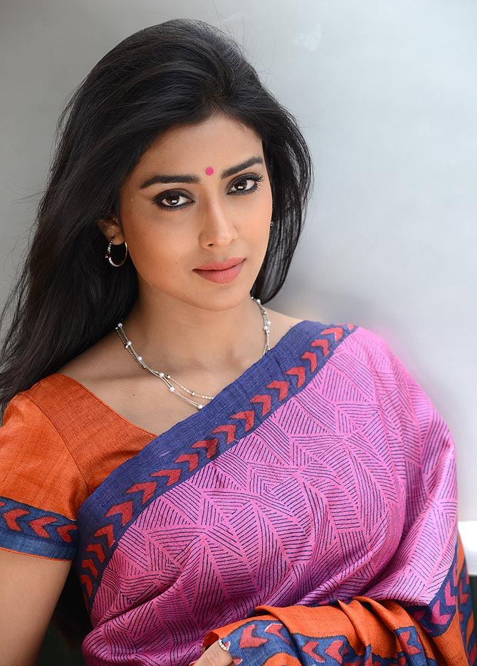 Shriya Saran I am blessed to be a part of Manam  Rediff