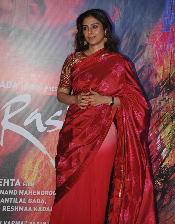 Tabu - Pretty in a Saree