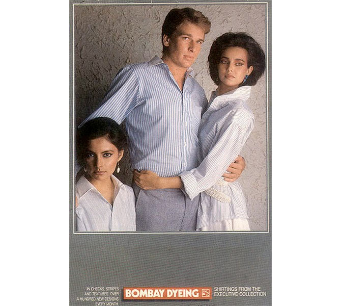 Image result for bombay dyeing karan kapoor
