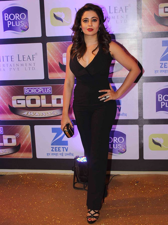 PIX Shamita Shetty Malaika Arora Khan at 9th Zee Gold