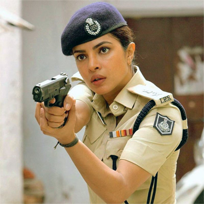 Beautiful Girl With Gun Wallpaper Priyanka Probably Has 48 Hours In Her Day Rediff Com