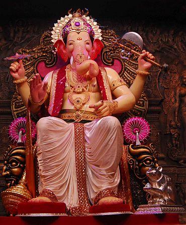 ganesh chaturthi the lalbaugcha