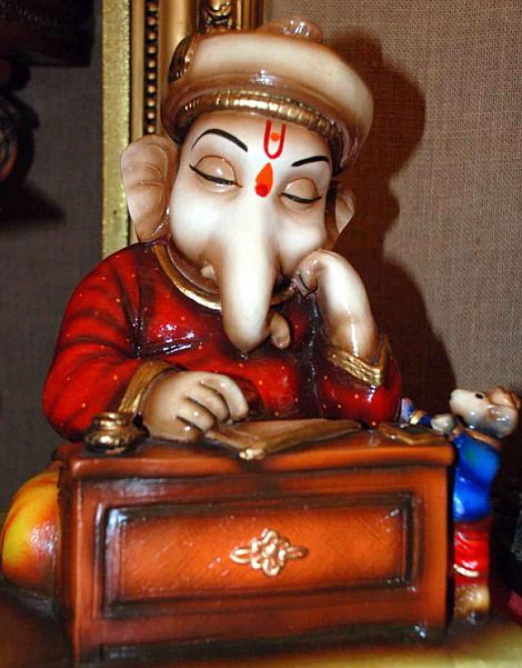 Www Hindu God Wallpaper Com Cute Ganeshji 10 Important Life Lessons From Ganesha Rediff Getahead