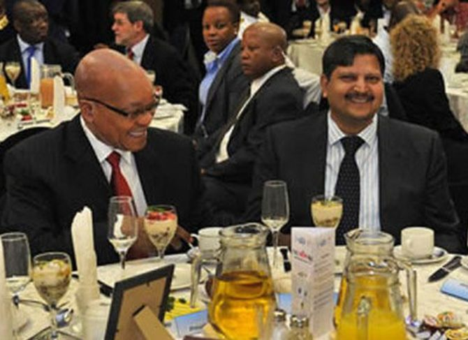 Image result for sanctions against the guptas
