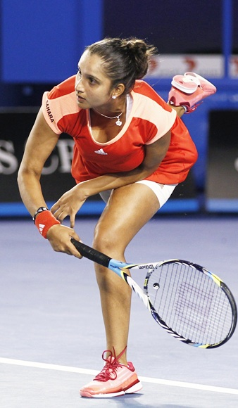 Now Sania Mirza wants to be No 1 and win a womens Grand