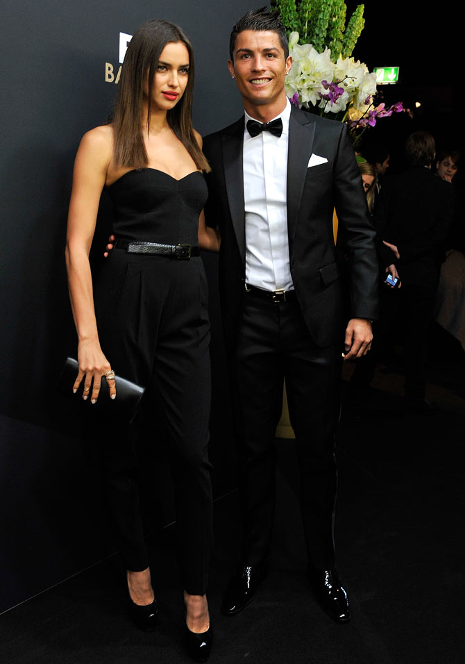 PHOTOS 10 Hottest soccer stars and their WAGS  Rediff Sports