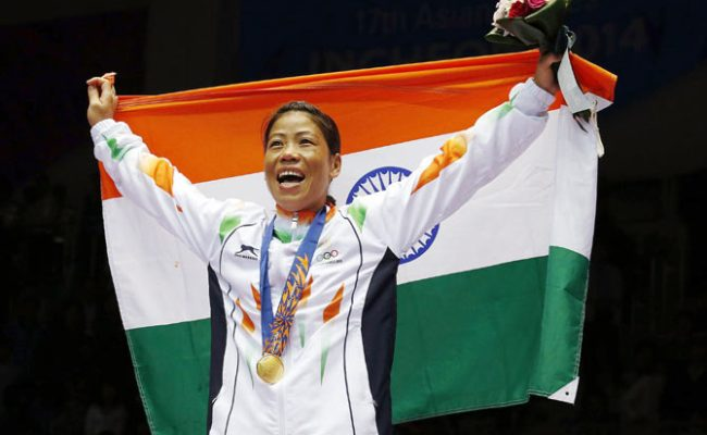 India At The Asian Games Mary Kom Wins Gold But