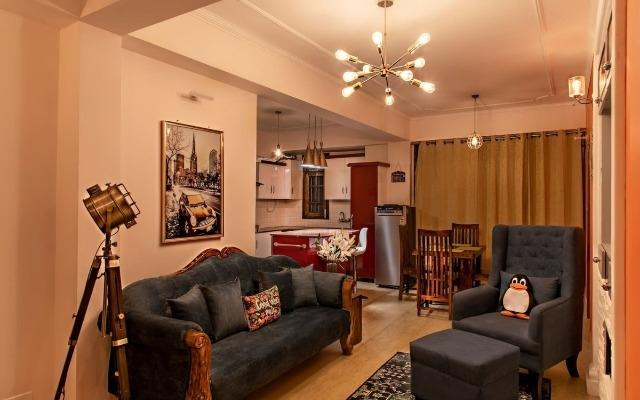 Pocket-Friendly Holiday at This 4 BHK Penthouse In Shimla