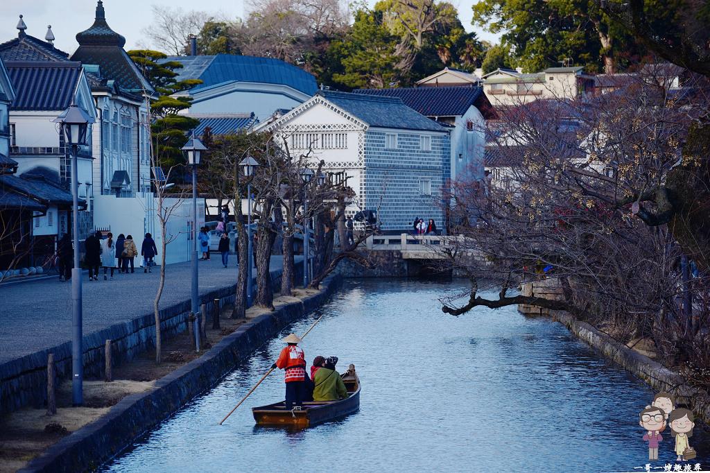 岡山倉敷 白壁土藏懷舊街道。浪漫滿分盡在美觀地區 – 一哥一嫂趣旅尋