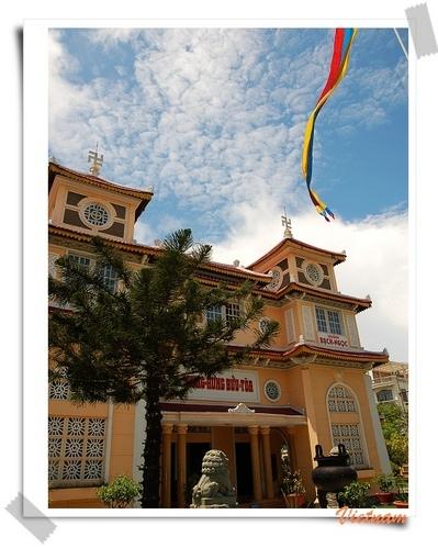 越南景點|胡志明市