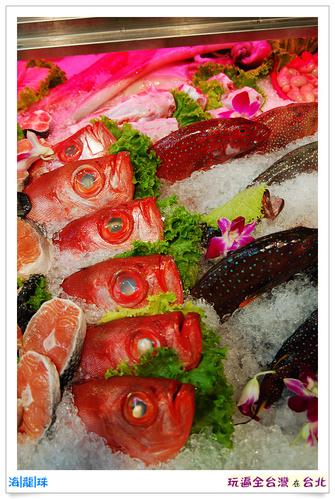 美味基隆 海龍珠活海鮮餐廳