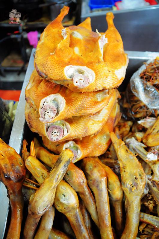 新竹小吃|鴨肉許