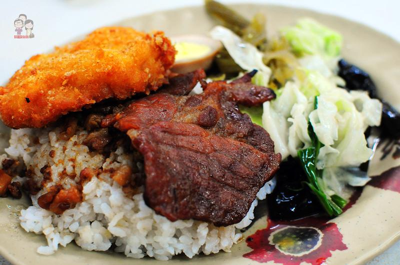 旅行菊島|讚哥麵攤.好吃燒肉飯