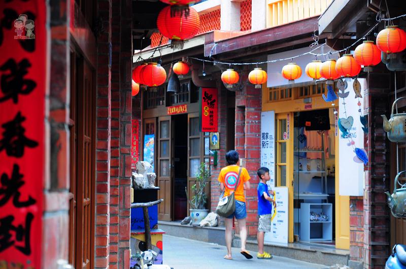 旅行菊島|漫步中央老街尋古意
