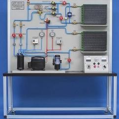 Diagram Of Learning Cycle Kenworth W900 Radio Wiring Taiwan Refrigeration And Heat Pump System | K & H Mfg. Co., Ltd. Taiwantrade.com