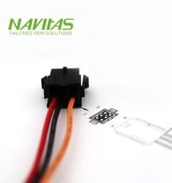 taiwan molex micro fit 6 pin 3mm pitch custom wiring harness assembly taiwantrade [ 1000 x 1000 Pixel ]