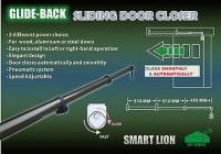 "Taiwan ""Glide-Back"" Sliding Door Closer | SMART-LION ..."