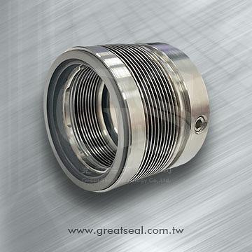 金屬波紋管機械軸封670/675/676/680 | 克雷特有限公司