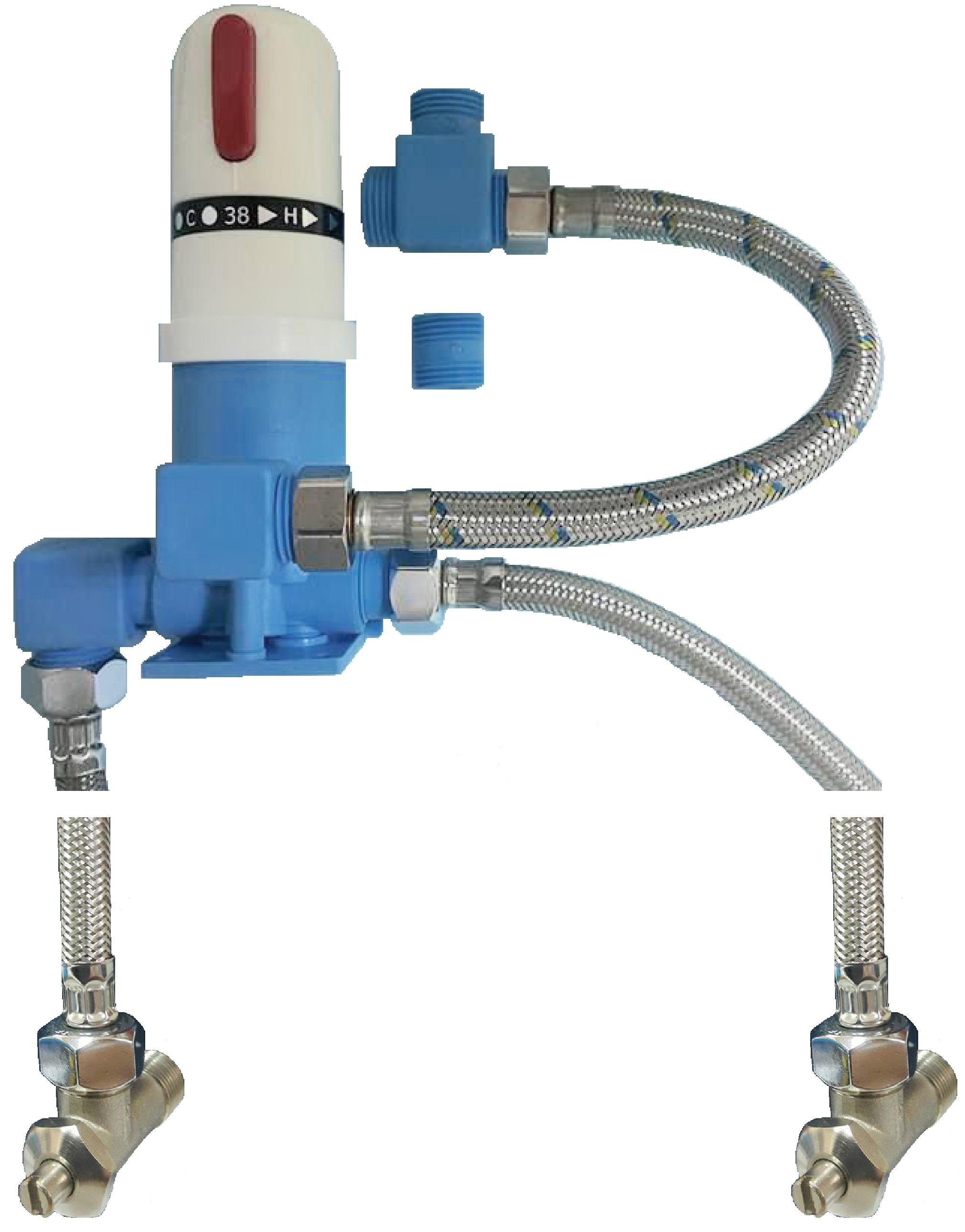 廚房水龍頭溫度控制器-華茂興業有限公司