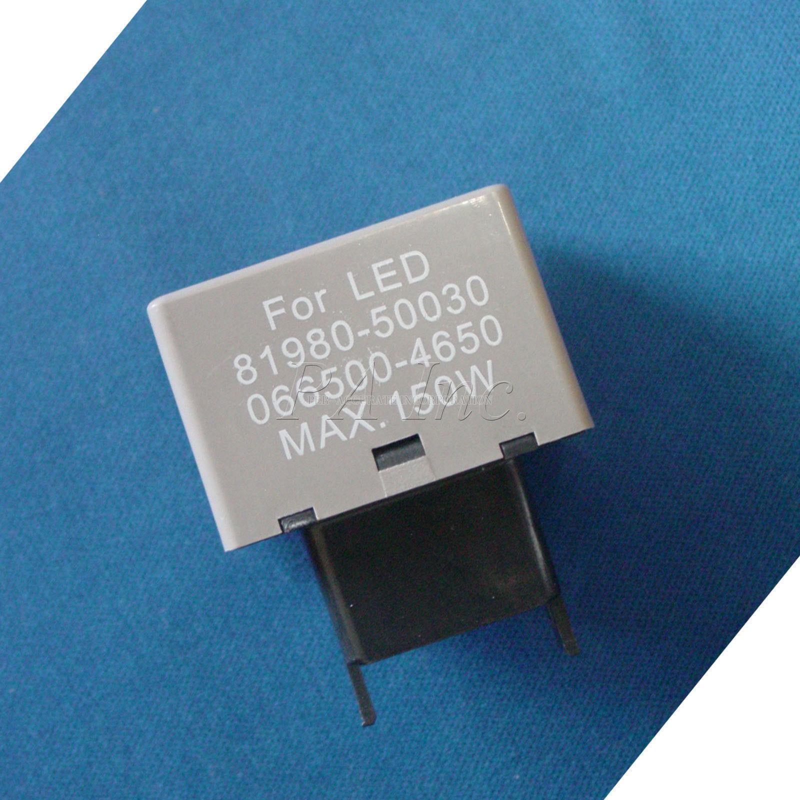 hight resolution of 1pcs led turn signal flasher relay fix fast flashtoyota 12v