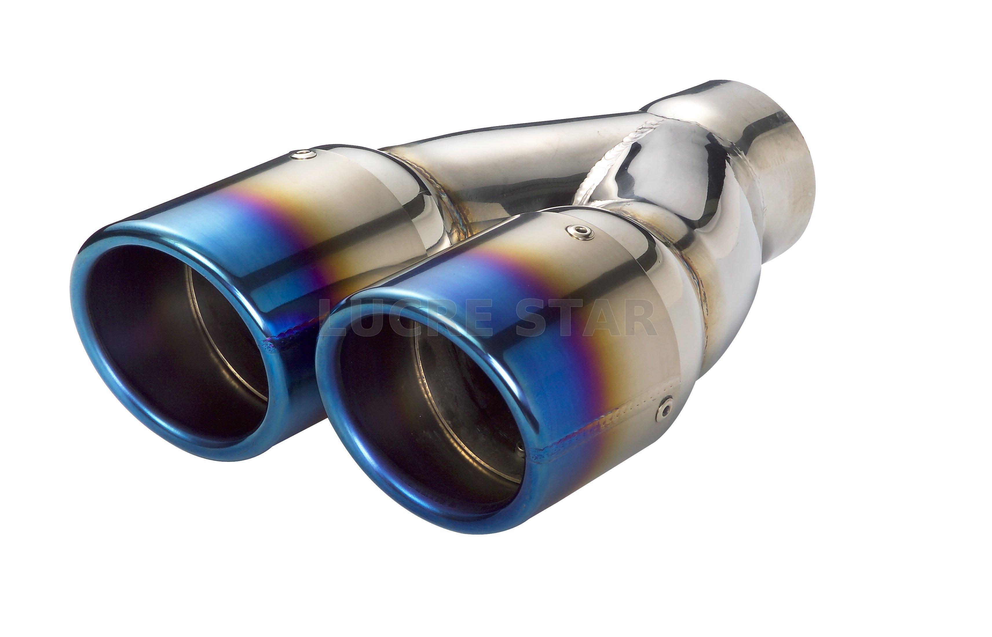 twin titanium exhaust tip taiwantrade com