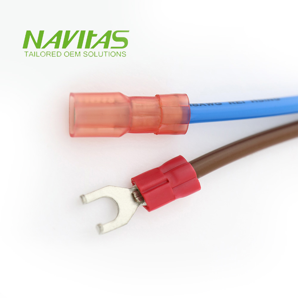 medium resolution of taiwan jst quick connect spade terminal custom wiring harness assembly taiwantrade