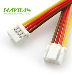 taiwan jst 4pin 2mm pitch pa connector custom wiring harness cable taiwantrade [ 1000 x 1000 Pixel ]