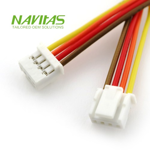 small resolution of taiwan jst 4pin 2mm pitch pa connector custom wiring harness cable taiwantrade