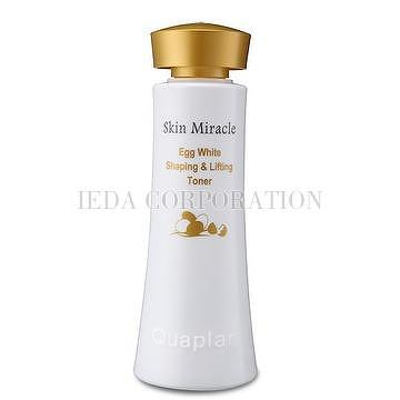 taiwan skin miracle egg white shaping lifting toner skin care product ieda corporation
