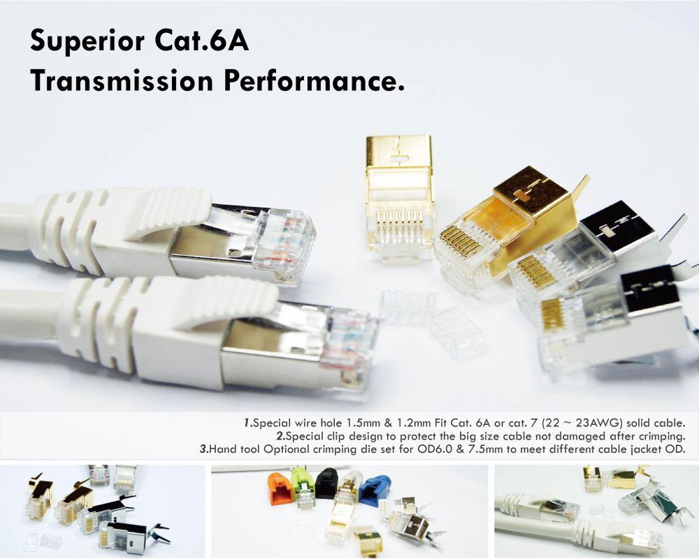 medium resolution of modular plug