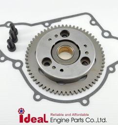 taiwan starter clutch gear gasket kawasaki bayou klf 220 250 klf220 klf250 88 11 ideal engine parts co ltd  [ 1024 x 930 Pixel ]