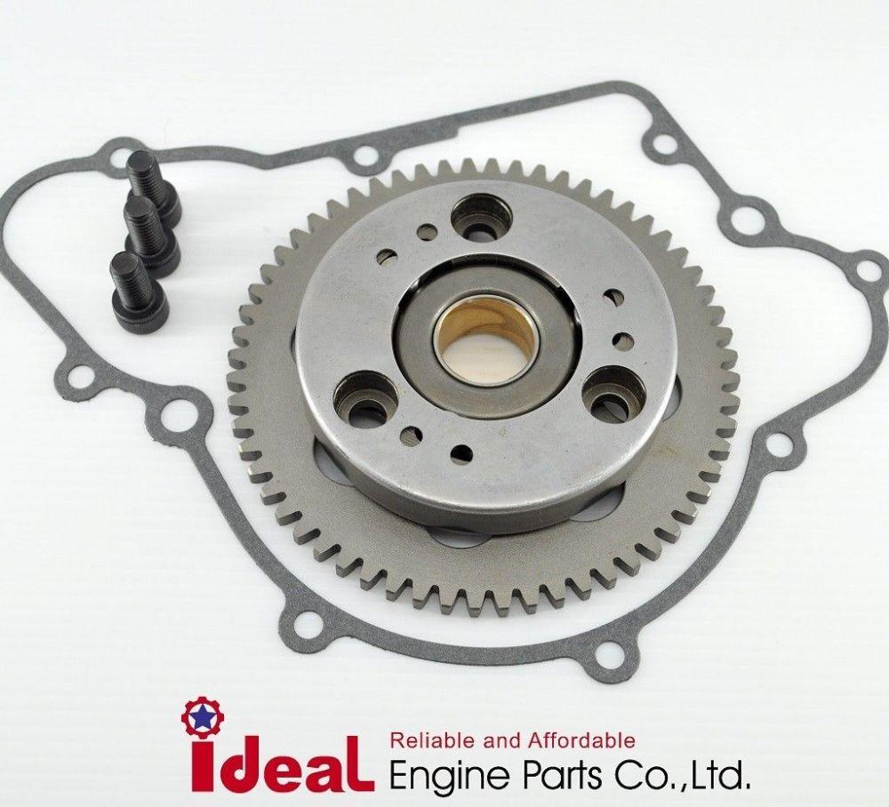 medium resolution of taiwan starter clutch gear gasket kawasaki bayou klf 220 250 klf220 klf250 88 11 ideal engine parts co ltd