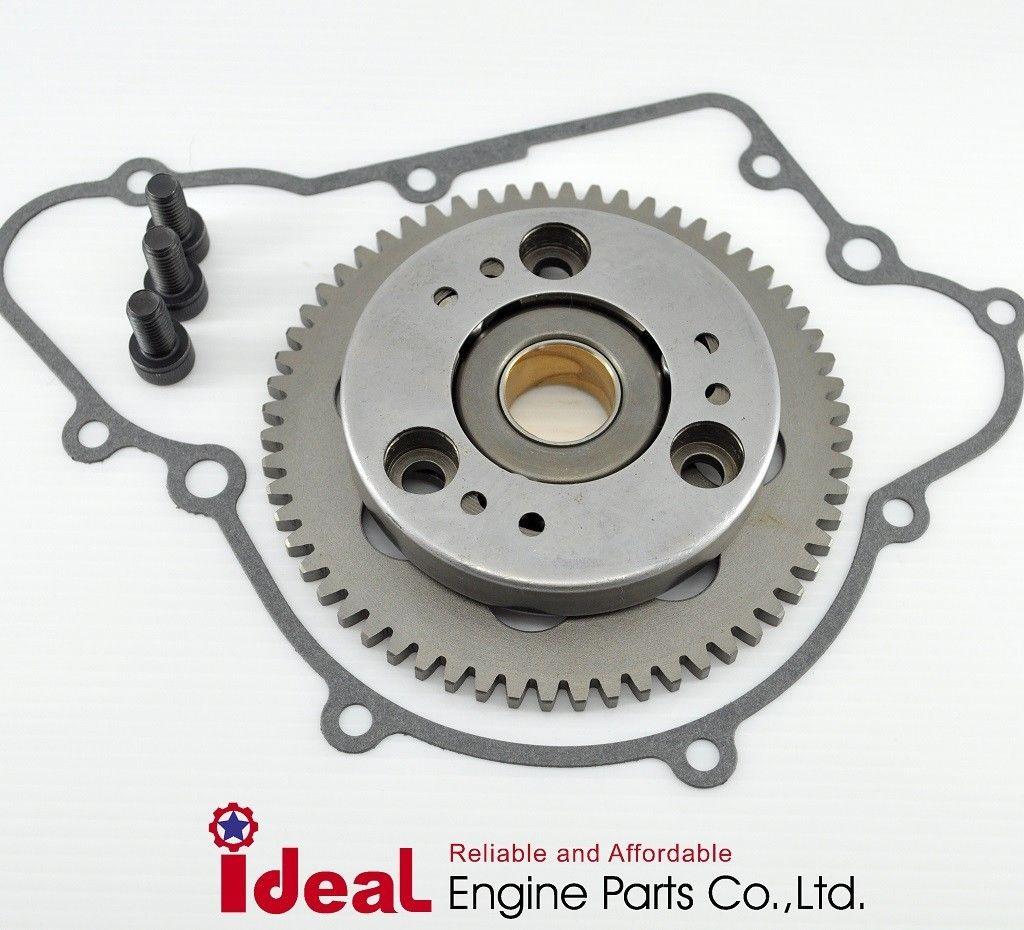 hight resolution of taiwan starter clutch gear gasket kawasaki bayou klf 220 250 klf220 klf250 88 11 ideal engine parts co ltd