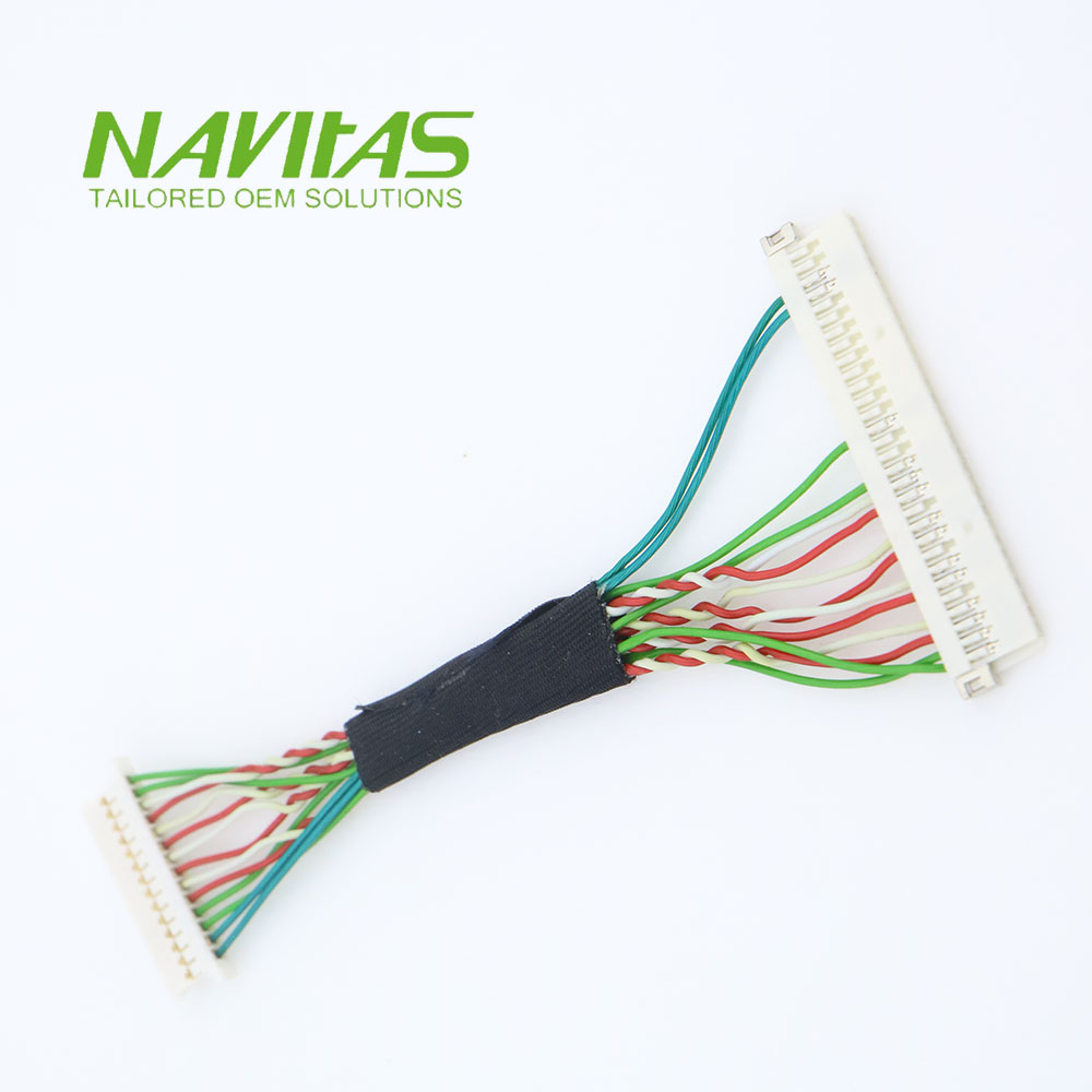 medium resolution of taiwan molex 51146 14pin 1 5mm pitch to hrs df19 30pin 1mm pitch custom wiring harness assembly taiwantrade