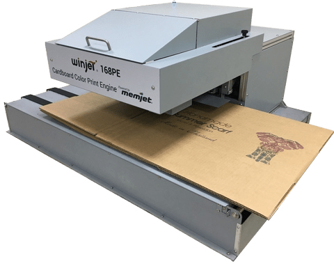 Winjet 168PE 紙箱彩色噴印機 | 傳原股份有限公司
