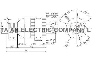 Nema 5 20p Power Cord IEC C19 Power Cord wiring diagram